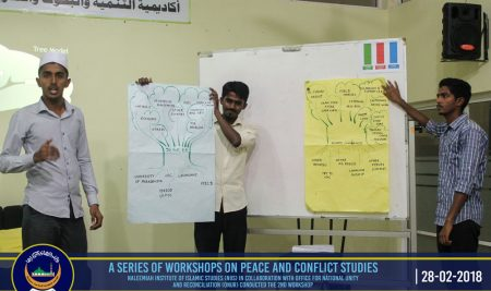 A Series of Workshops on Peace and Conflict Studies